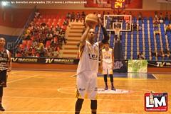 Baloncestro superior, jueves 14 @Poli Deportivo Moca 85