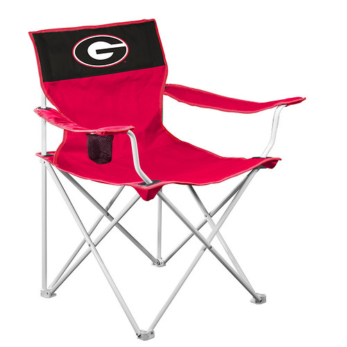 Georgia Bulldogs Canvas TailGate/Camping Chair
