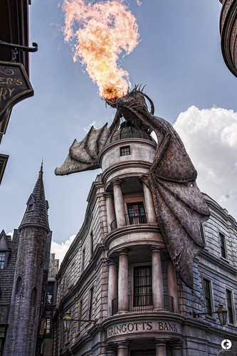 Gringotts Bank II