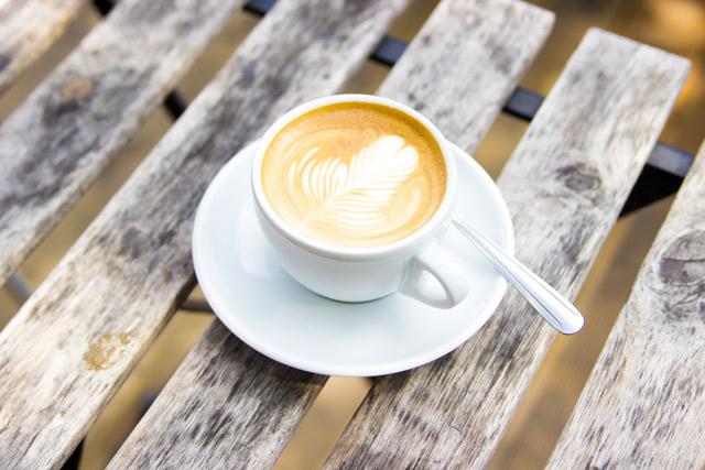 best coffee in Hackney Wick