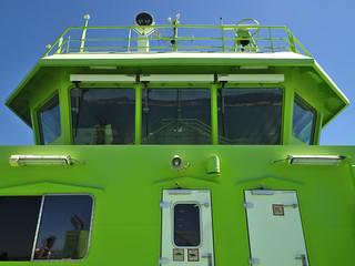 Ferryboat Setúbal-Tróia