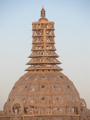 carving, ancient history, landmark, place of worship, stupa, pagoda, tower, dome,