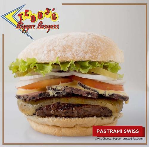 Pastrami Swiss