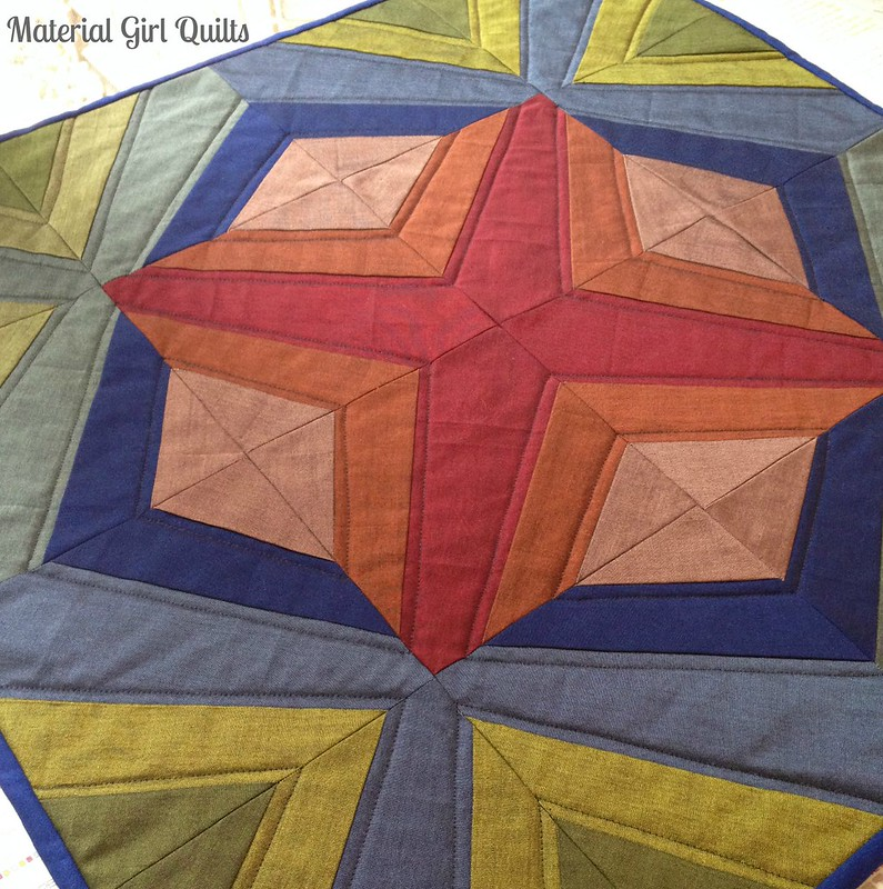 X marks the spot quilting