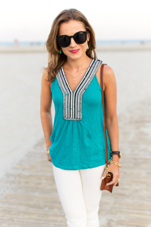 Anthropologie Sloane Tank