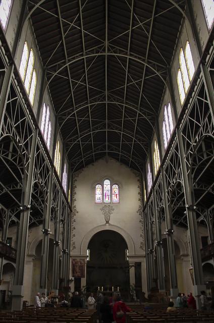 Église Notre-Dame-du-Travail