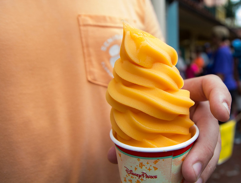 Orange Dole Whip