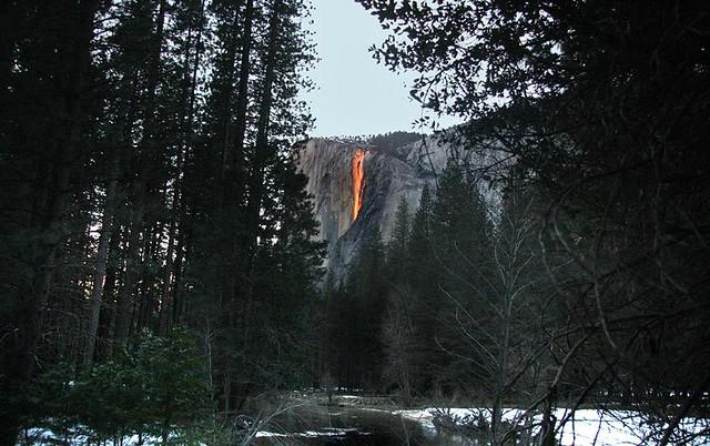 Horsetail, la cascada de fuego 15005577070_1902a921d9_z