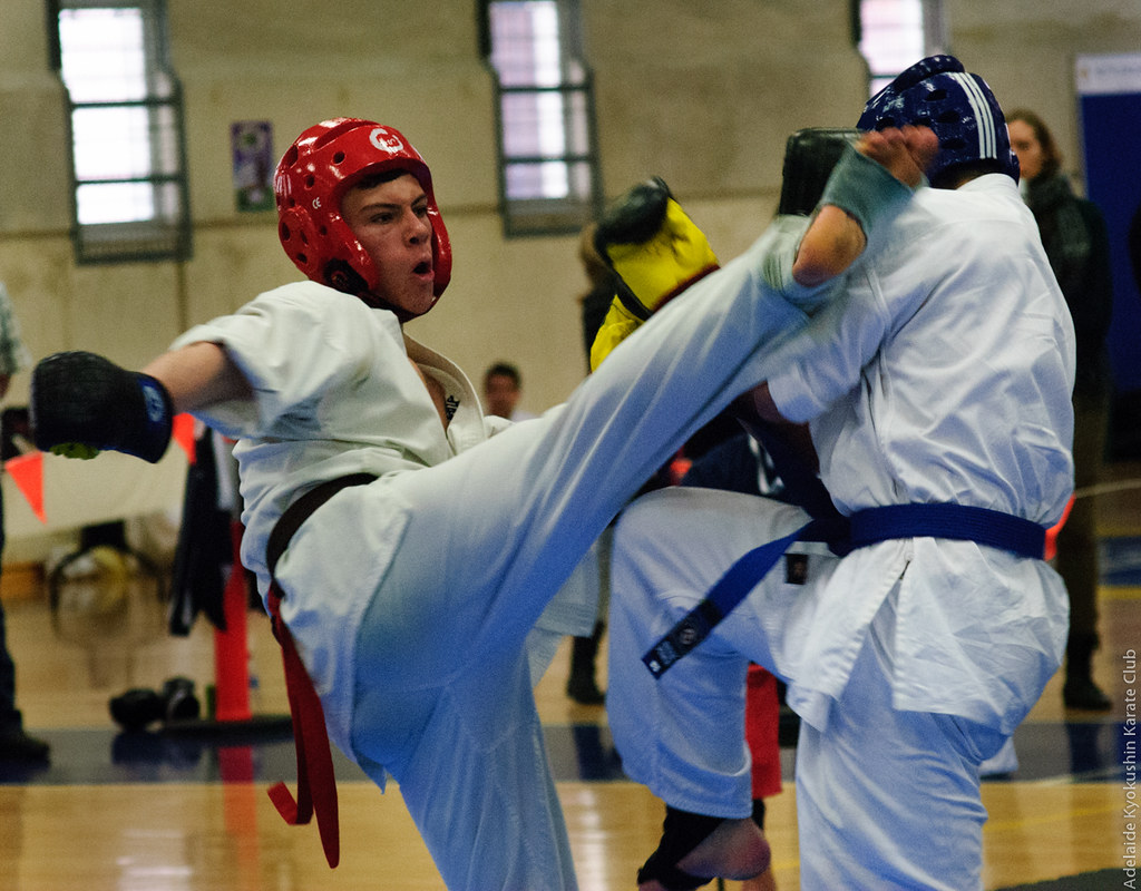 Australian Kyokushin Tournament 2014-66