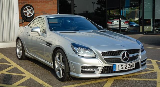 SLK-Class (R172) - Mercedes-Benz