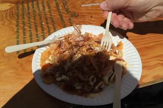 SF Street Food Festival - Namu Street Food Okonomiyaki