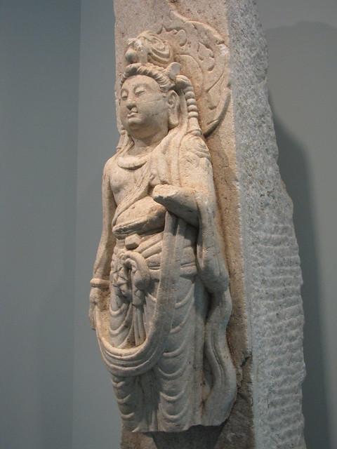 Religious Stone Sculpture