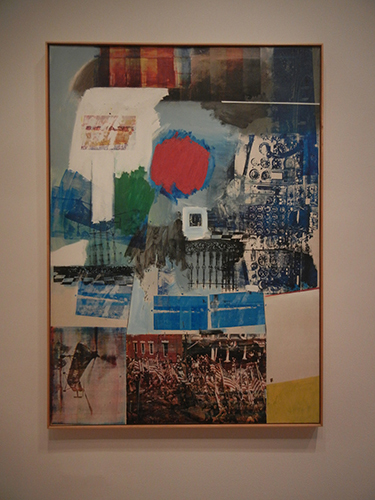 DSCN0004 _ Archive, 1963, Robert Rauschenberg, NGA at De Young