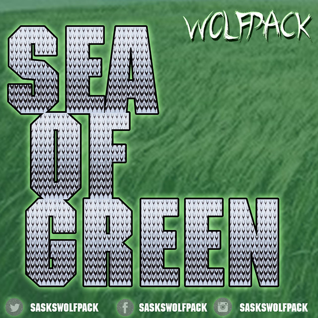 wolfpack green