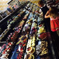 My favorite part. Dessert. :)