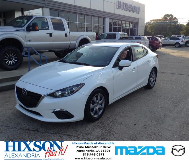 Hixson Ford Monroe >> Congratulations to Younger Hannah on your new car purchase from Carl Stafford at Hixson Mazda of ...