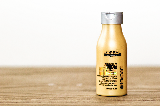 Gala Beauty Box September, L'oreal Absolut Repair Shampoo