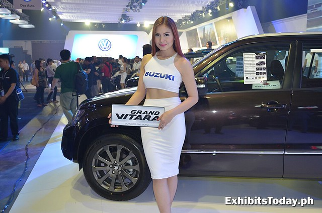 Regine Chung for Suzuki Grand Vitara