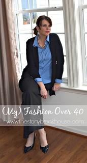 My Fashion Over 40