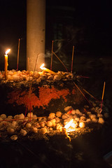 Offerings for the spirits