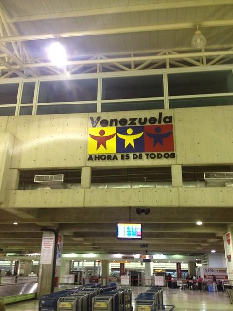 Los Roques: Caracas – dia 1