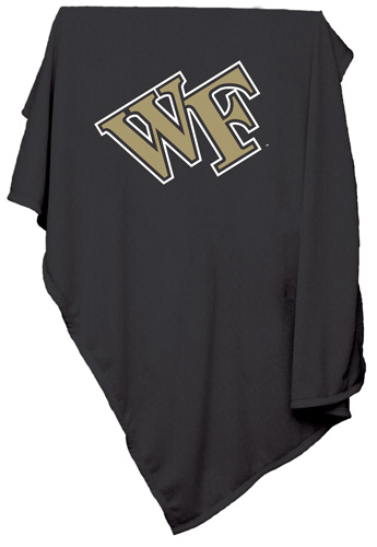 Wake Forest Demon Deacons NCAA Sweatshirt Blanket