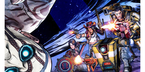 Borderlands- The Pre-Sequel-Characters