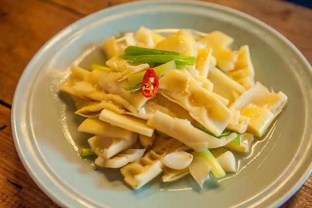 季節時蔬黃帝筍