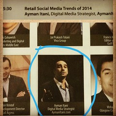 Speaking today at In Retail Summit on trends in Social Media & Retail #inretailsummit2014