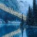 Lake Moraine by 1bluecanoe
