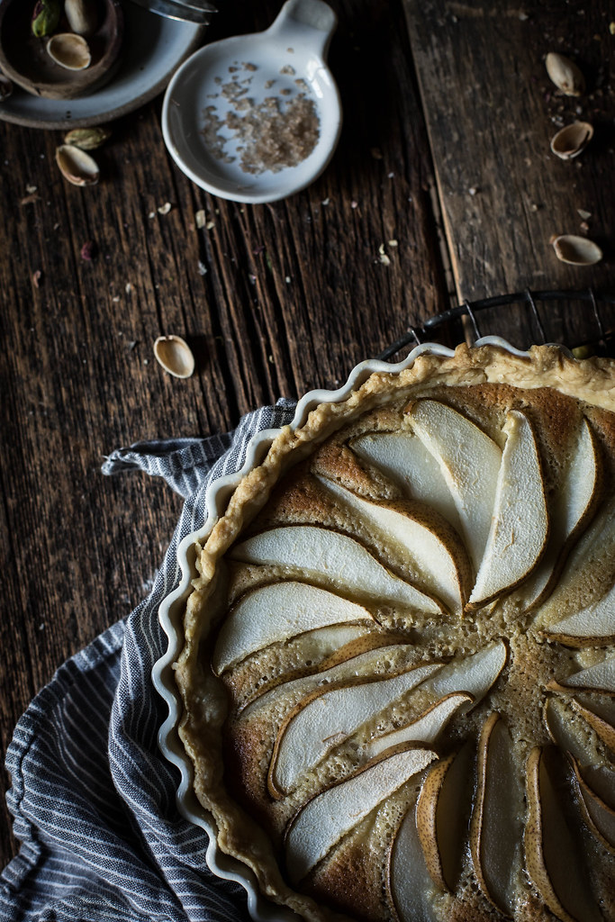 Southern Comfort Pear Almond Frangipane Pie Recipes — Dishmaps