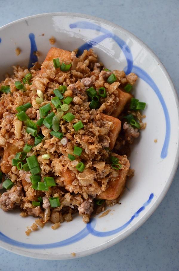 Choy Pou Tofu