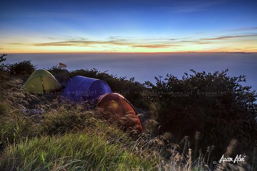 travel sunrise indonesia hiking tent mount fujifilm indah centraljava xt1 mountlawu azamalwi indahalam fujifilmxt1