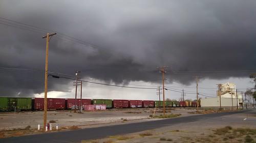 Storm A-Coming