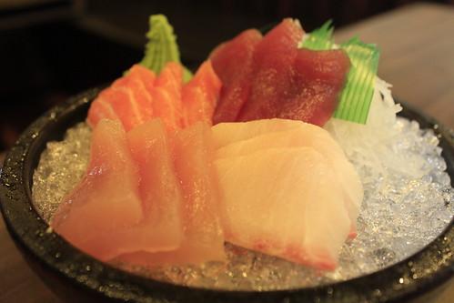 日本料理包廂食記-教師節讓老師在高雄松江庭餐廳吃到飽 (1)