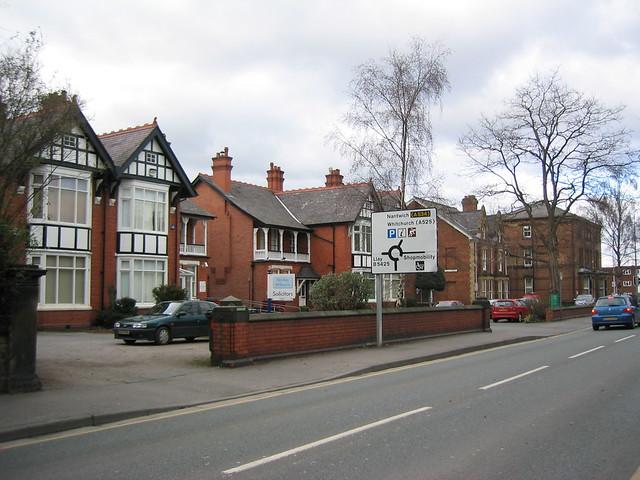 Grosvenor Road Conservation Area