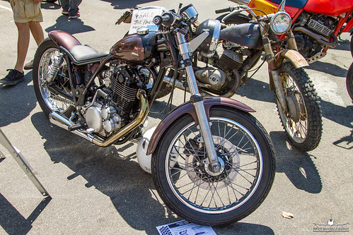 Venice Vintage Motorcycle Rally 2014