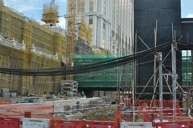 Galaxy Phase 2 Construction 2014-09-15