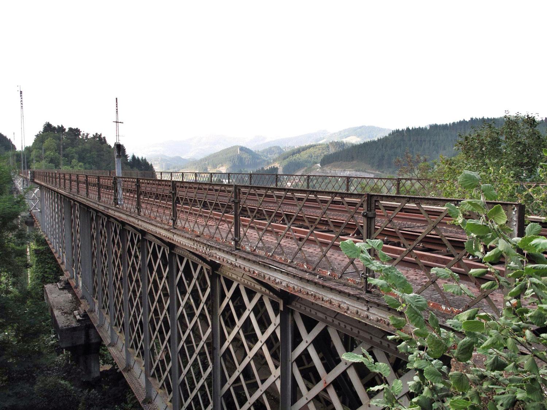 reharq_viaducto de ormaiztegi_patrimonio industrial_estructura metálica