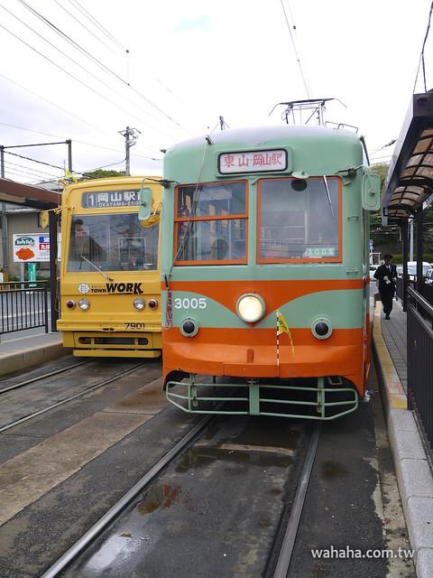 岡山電軌3005、東武日光軌道復元号