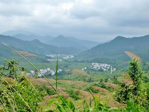 Jiangxi-Wuyuan-Montagnes et lac (15)