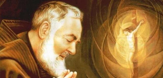 Der heilige Pater Pio