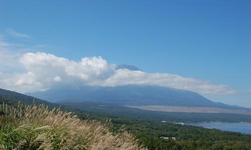 ★9月の富士山★山麓から・・・