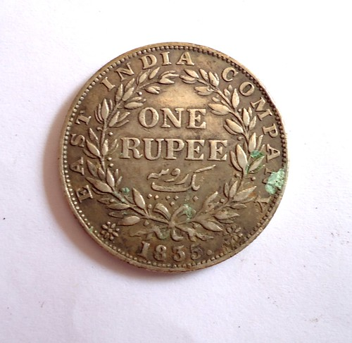 One_Rupee_East_India_Company