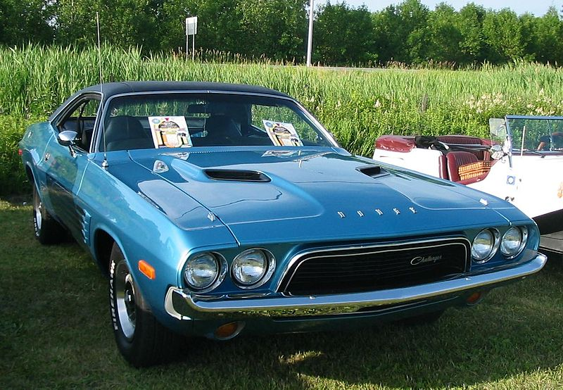 73_Dodge_Challenger
