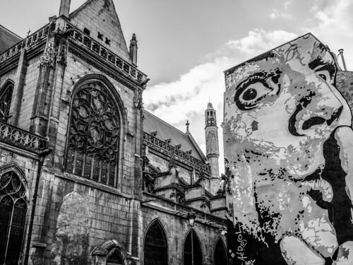 Iglesia de Saint-Merry, París