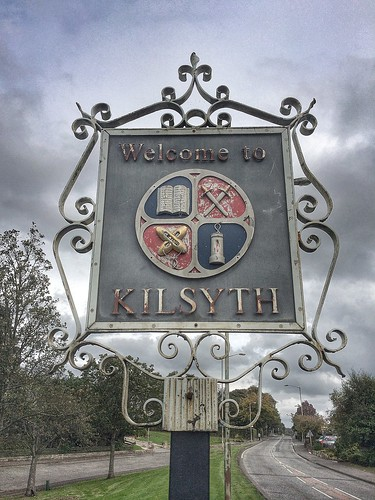 kilsyth sign