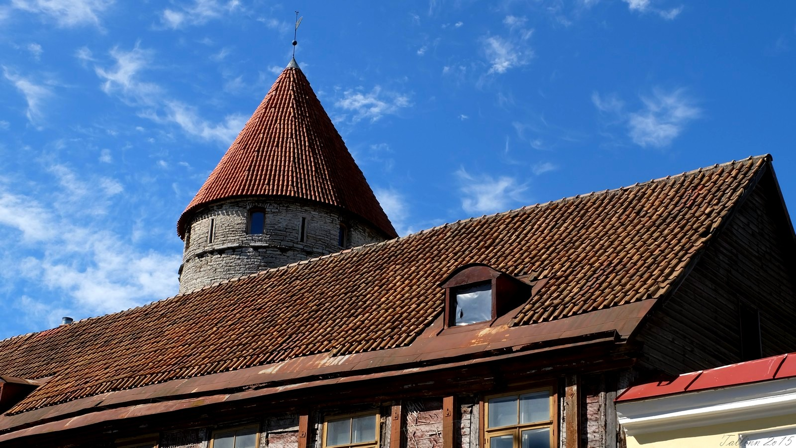 Stone and Wood Tallinn, Estonia
