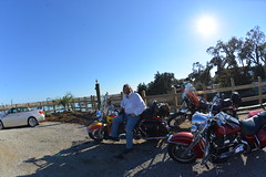 Motorcycle Ride Harley Davidson Jade Heritage Softail Surfside Beach murrell's Inlet Georgetown, SC Courtney Parham Stewart Becky Erik 20170219 _3702 Shane