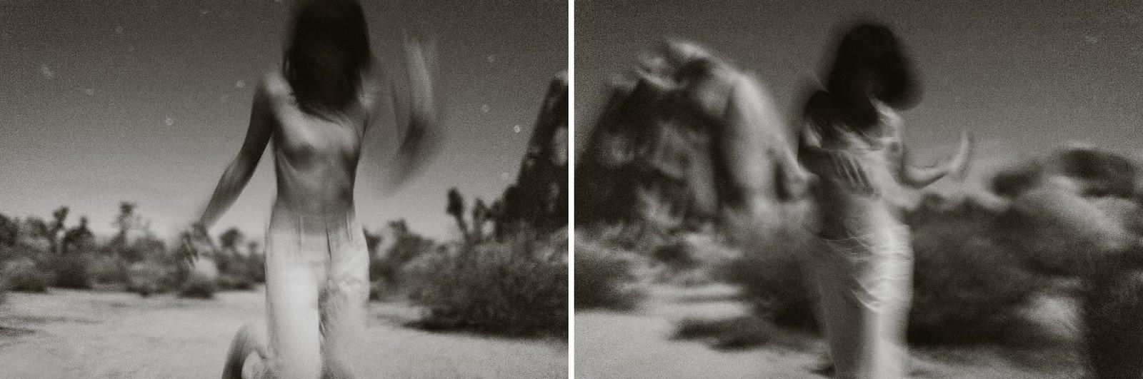 Ben Sasso // Katch Silva // Joshua Tree // Moon light